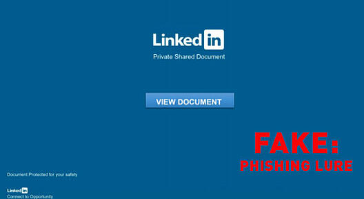 Security-Alert_LINKEDIN_phishing-site