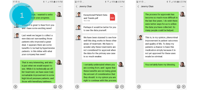 WeChat Security Features