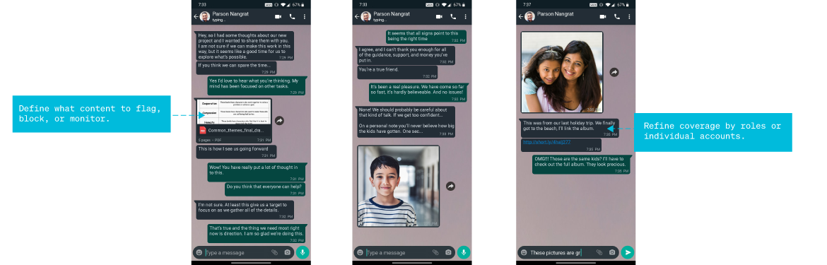 WhatsApp Security Features