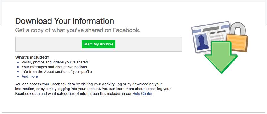 facebook-download-data