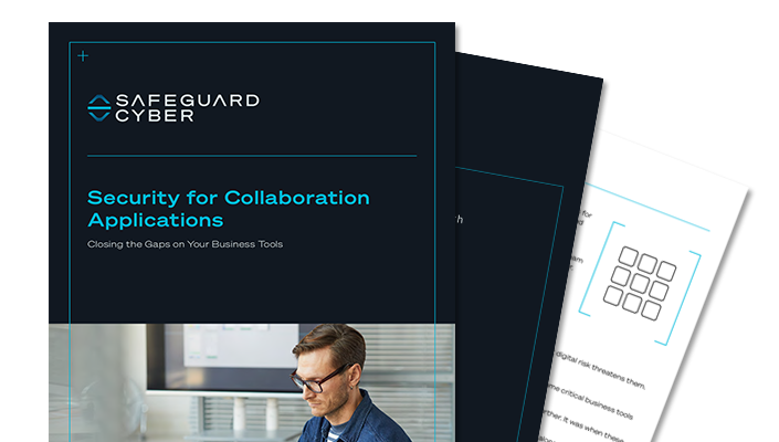 SECURITY FOR COLLABORATION APPLICATIONS