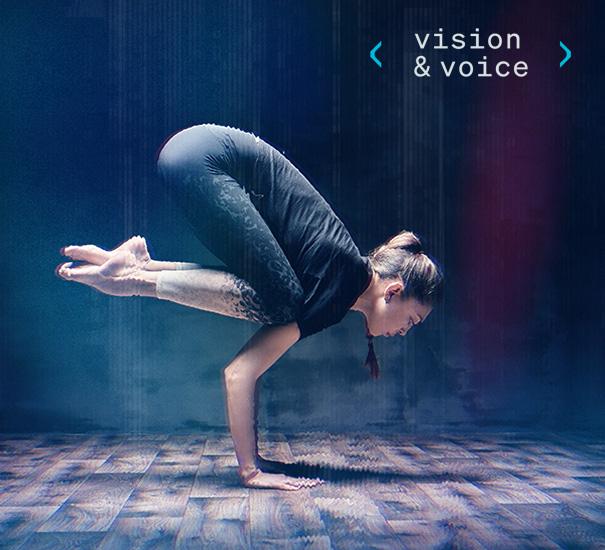 Vision & Voice Work-Life Balance